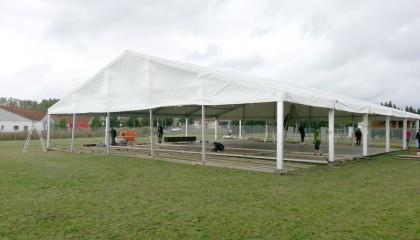 05. Festzelt für 400 bis 550 Personen