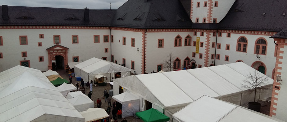 Handwerkermarkt Schloß Augustusburg