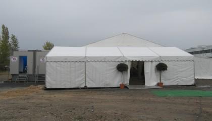 07. Festzelt für 600 bis 800 Personen