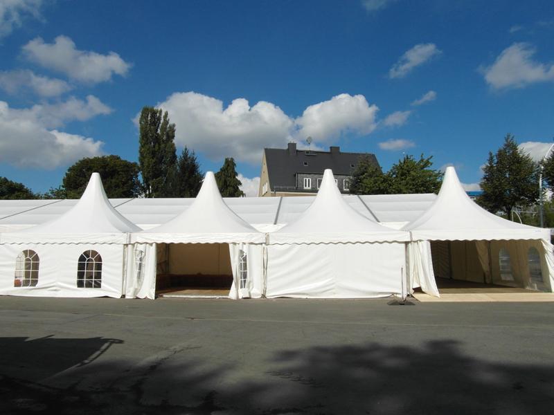 Fußboden Zelt ~ Festzelt für bis personen